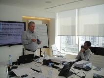 ACI Dealing certificate training