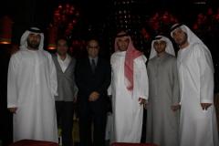 Treasurers evening at Grosvenor House Dubai