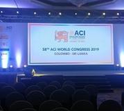 ACI 58 world congress 2019 Colombo - Sri Lanka