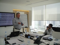 ACI Dealing certificate training