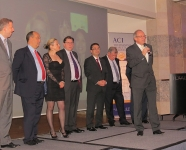 ACI Quarterly Meeting Istanbul November 2012