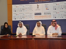 Press Conference for ACI conference in Dubai