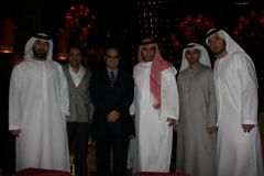 Treasurers evening at Grosvenor House Dubai